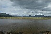 SH5738 : Glaslyn estuary by DS Pugh