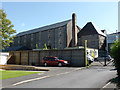 ST6143 : Former brewery maltings, Shepton Mallet by Chris Allen
