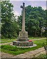 SD8103 : Prestwich War Memorial by David Dixon