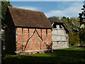 SO9568 : Avoncroft Museum - stable by Chris Allen