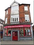 SU6351 : British Heart Foundation - Wote Street by Sandy B
