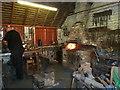 SO9568 : Avoncroft Museum - blacksmith by Chris Allen