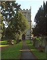 ST7264 : Church of St Michael and All Angels, Twerton by Derek Harper