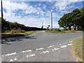 TG1220 : Church Road, Little Witchingham by Adrian Cable