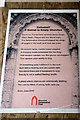 SX5646 : A Sonnet to Empty Churches by Stephen McKay