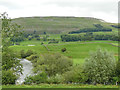 SD8690 : View across Wensleydale to Abbotside Common by Stephen Craven