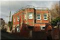 ST6658 : House on Church Hill, Timsbury by Derek Harper