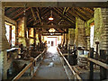 SO9568 : Avoncroft Museum - chain shop by Chris Allen