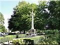 TL8741 : Sudbury War Memorial by Adrian S Pye