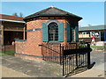 SO9568 : Avoncroft Museum - counting house by Chris Allen