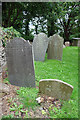 SX5646 : Revelstoke Churchyard by Stephen McKay