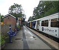 SJ9588 : Rose Hill Station by Gerald England