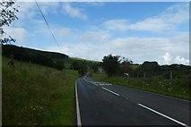 SH7140 : A470 near Bont Newydd by DS Pugh
