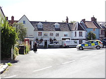 TG1022 : Kings Arms Public House, Reepham by Geographer