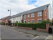 SU6351 : Retirement homes in Southern Road by Sandy B