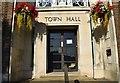 TQ5839 : Town Hall entrance by N Chadwick