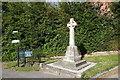TM1850 : Witnesham War Memorial and village well by Adrian S Pye
