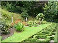 NZ6620 : The Italian Garden, Valley Gardens, Saltburn by Humphrey Bolton