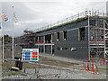 NG6423 : New hospital - progress continues by Richard Dorrell