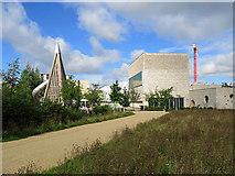 TL4259 : Eddington: Storey's Field Centre by John Sutton