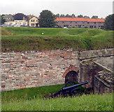 NT9953 : Cumberland Bastion, Berwick by habiloid