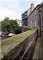 NT9952 : Town Wall, Berwick by habiloid