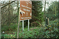 ST6255 : Signs by Rush Hill by Derek Harper