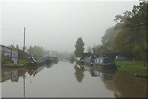 SJ6352 : Nantwich Basin in Cheshire by Roger  Kidd