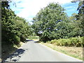 TG1318 : Station Road, Swannington by Adrian Cable