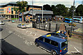 H4572 : Taxi rank, Omagh by Kenneth  Allen