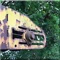 TQ2215 : Farm equipment near Swains Farm by Ian Cunliffe