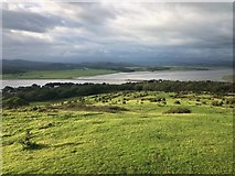 SD4577 : View from Arnside Knott by Philip Cornwall