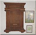 TG2202 : Dunston Great War Memorial 1914 - 1919 by Adrian S Pye
