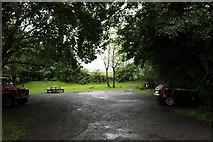NX4355 : Car Park, Wigtown by Billy McCrorie