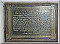 TG0305 : Lieutenant Geoffrey Stephen Walley, 1892- 1916 by Adrian S Pye