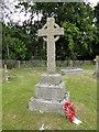 TM0099 : Little Ellingham War Memorial by Adrian S Pye