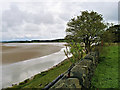 SD3181 : Greenodd Sands, River Leven by David Dixon