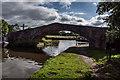 SJ9922 : Haywood Bridge 109, Staffs & Worcs Canal by Brian Deegan