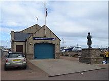 NJ9967 : Fraserburgh Lifeboat Station by JThomas