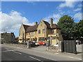 ST4553 : The Bath Arms, Cheddar by Malc McDonald