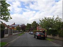 SO9096 : Coalway Avenue by Gordon Griffiths