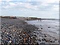 SD1670 : Pebbled Beach at West Shore, Walney Island by David Dixon