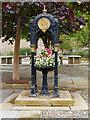 SD2273 : Queen Victoria Diamond Jubilee Drinking Fountain by David Dixon