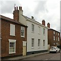 SK6953 : 15 Westgate, Southwell by Alan Murray-Rust