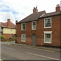 SK7053 : 11 Westgate, Southwell by Alan Murray-Rust