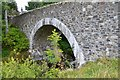 NT0924 : Carlow's Bridge, Tweedsmuir, north side by Jim Barton