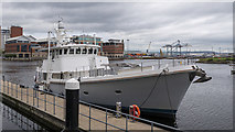 J3475 : The 'Andromeda' at Belfast by Rossographer