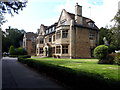 ST8690 : The Hare and Hounds Hotel, Westonbirt by Vieve Forward