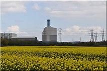 TF6017 : King's Lynn Power Station by N Chadwick