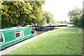 SK4530 : Derwent Mouth Lock by Malcolm Neal